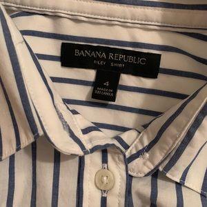 Banana Republic Riley dress shirt